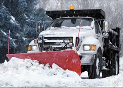 Commercial Plowing Services
