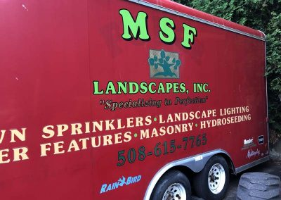 msf landscaping