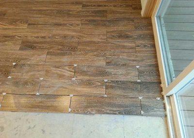 interior tile installer