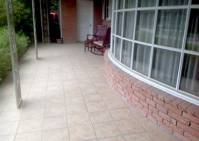 Outdoor Patio Installation